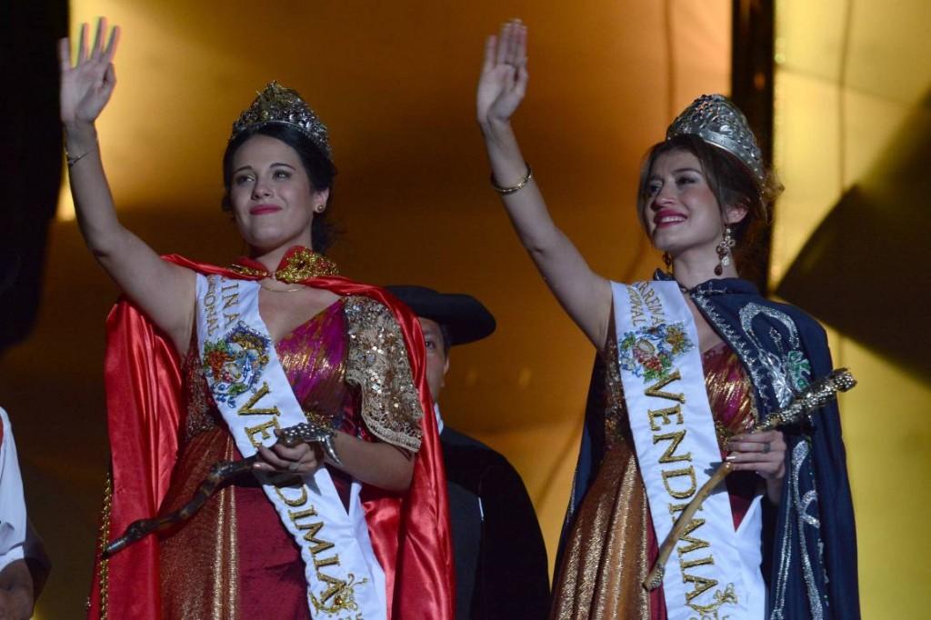 Reina de la vendimia y virreina2015 (1)