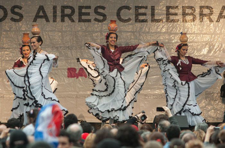 Buenos Aires Celebra Paraguay2