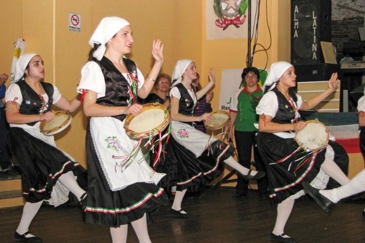 Fiesta Provincial del Inmigrante Italiano en San Agustín2
