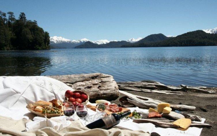 cocina de los siete lagos
