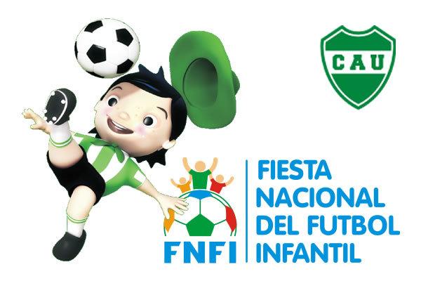 fiesta nacional del futbol infantil