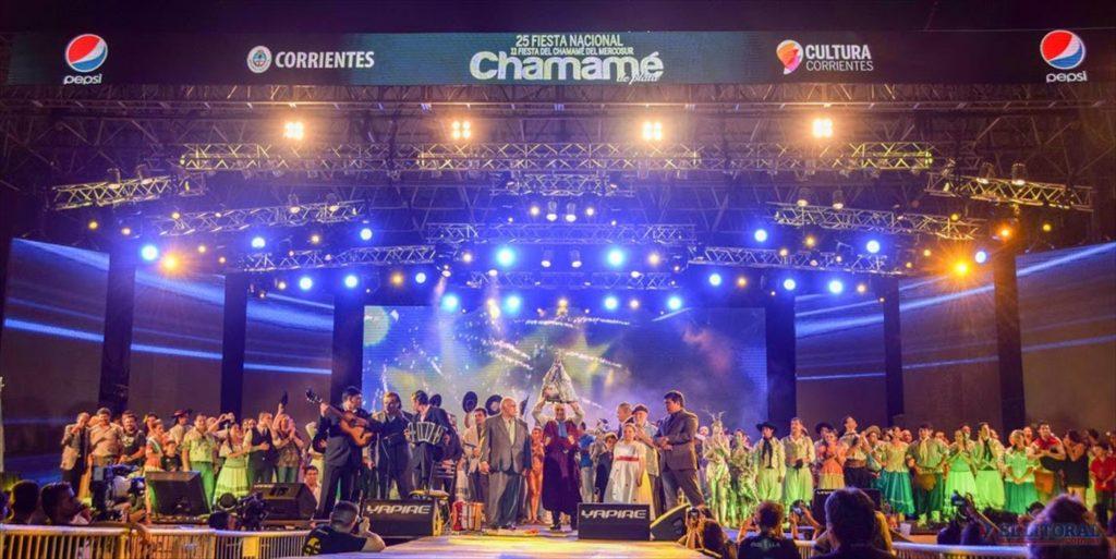 fiesta Nacional del Chamamé corrientes