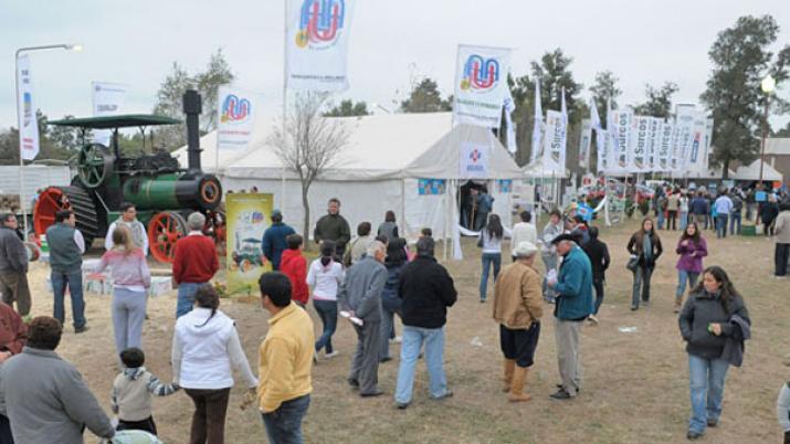 Expo Rural Bandera2