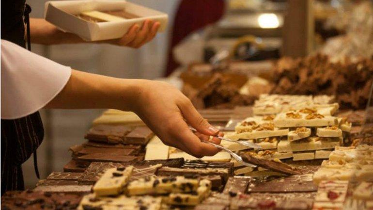Fiesta del chocolate neuquino2