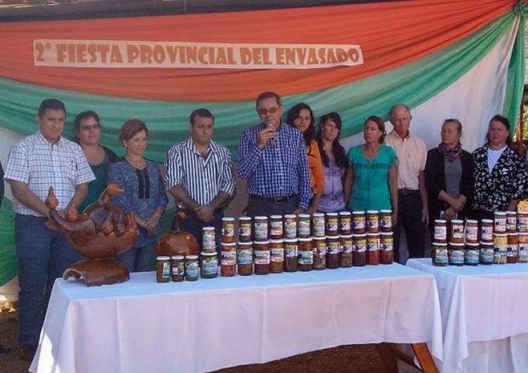 Fiesta Provincial del Envasado en Garuhapé